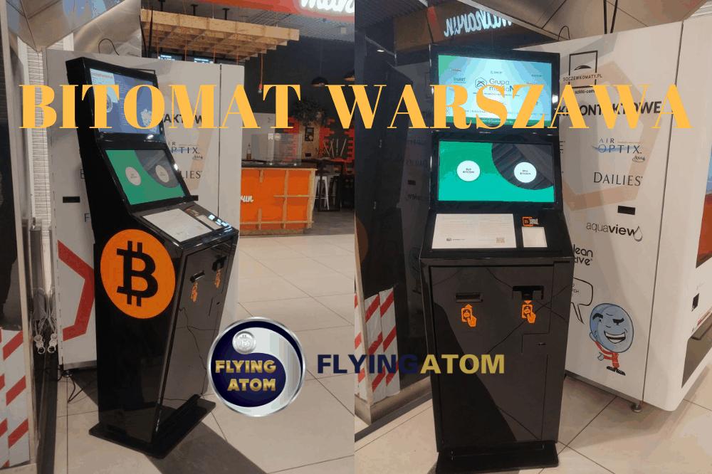 Drugi Bitomat w Warszawie