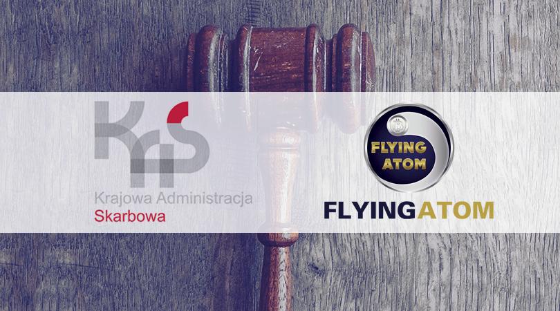 FlyingAtom wygrywa z Krajową Administracją Sądową