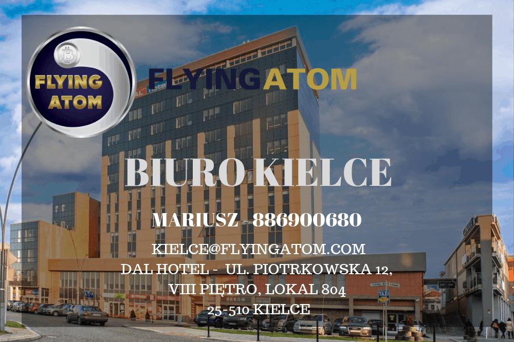 Biuro FlyingAtom Kielce