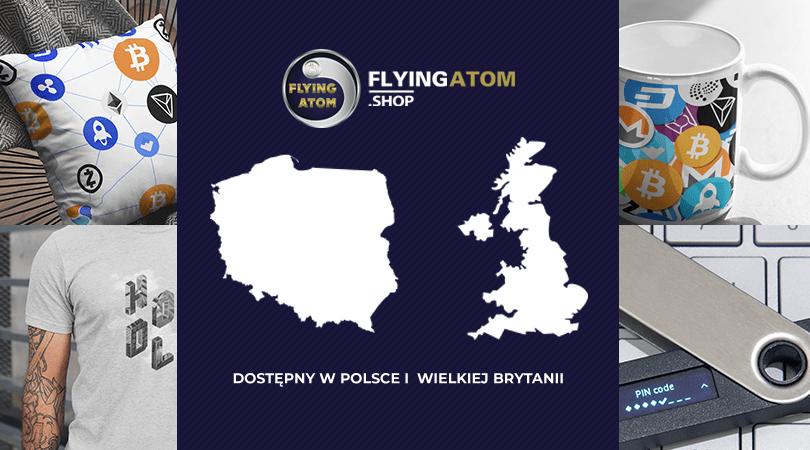 FlyingAtom Shop UK otwarty