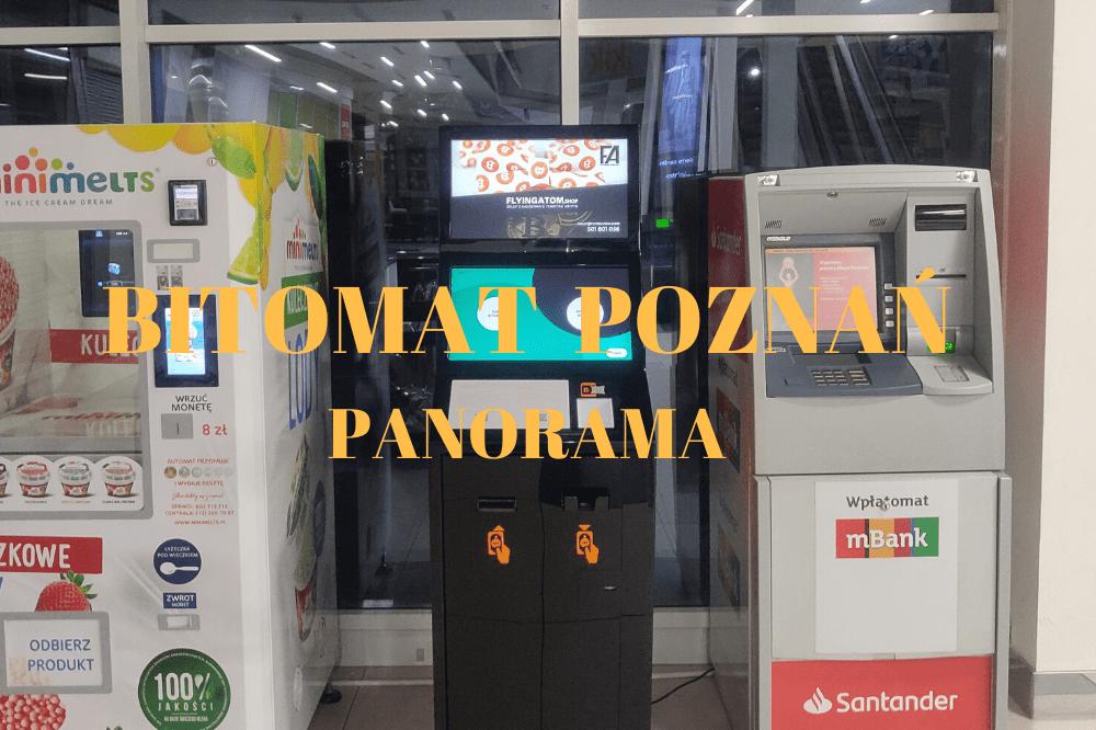 Bitomat Poznań Panorama