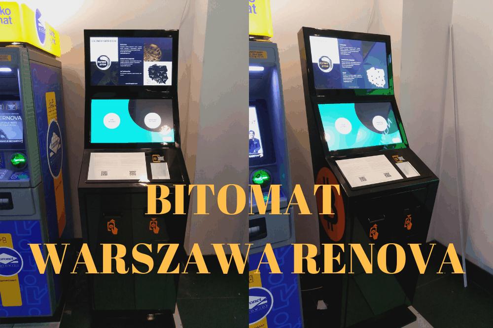 Bitomat Warszawa Renova
