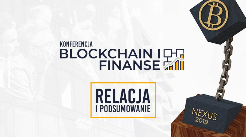 Konferencja Blockchain i Finanse za nami