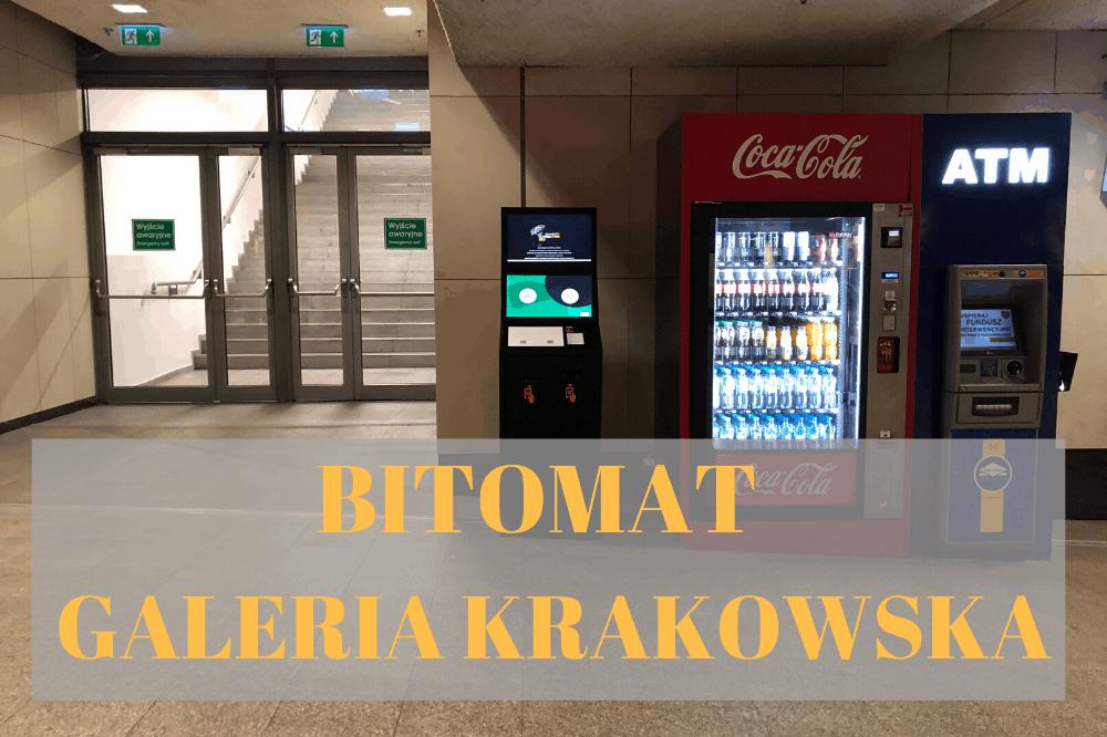 Bitomat Galeria Krakowska