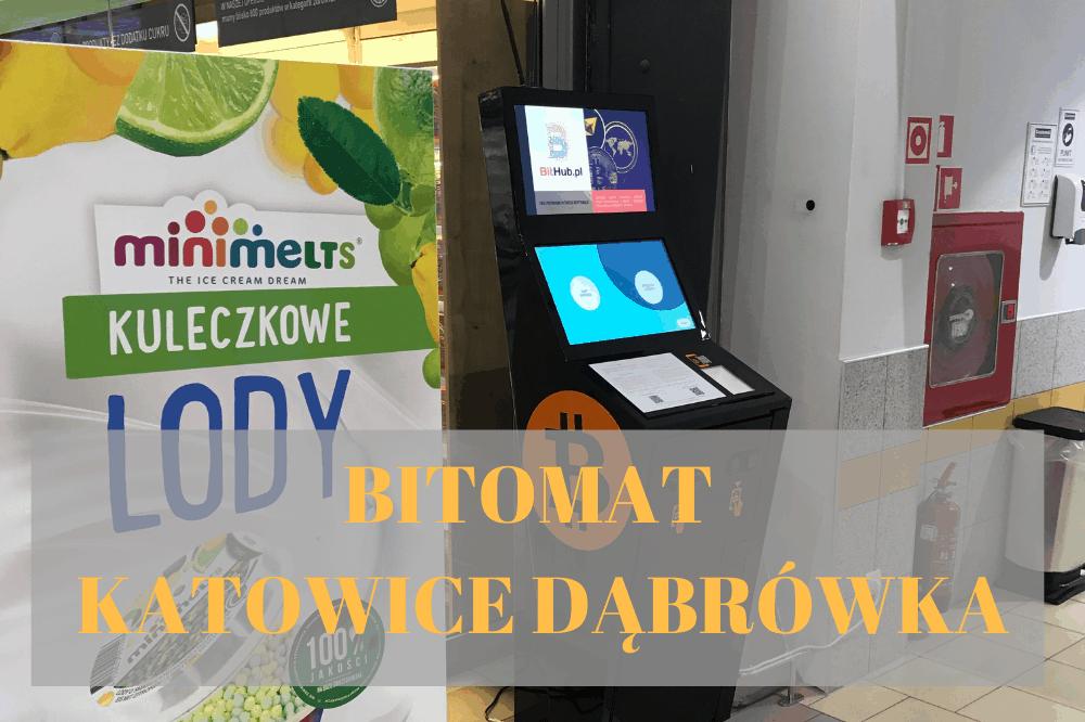 Bitomat Katowice Dąbrówka w nowej lokalizacji