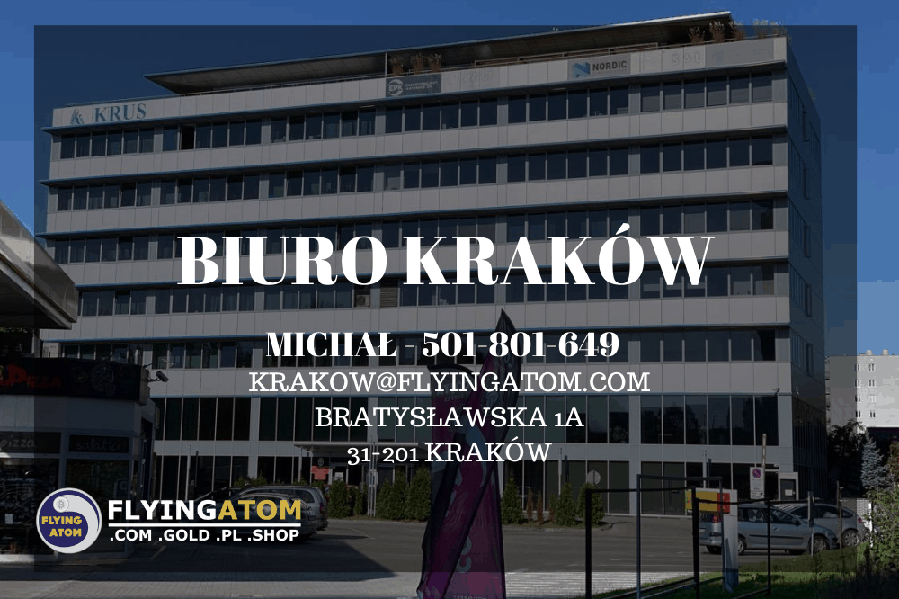 Nowa lokalizacja biura FlyingAtom Kraków