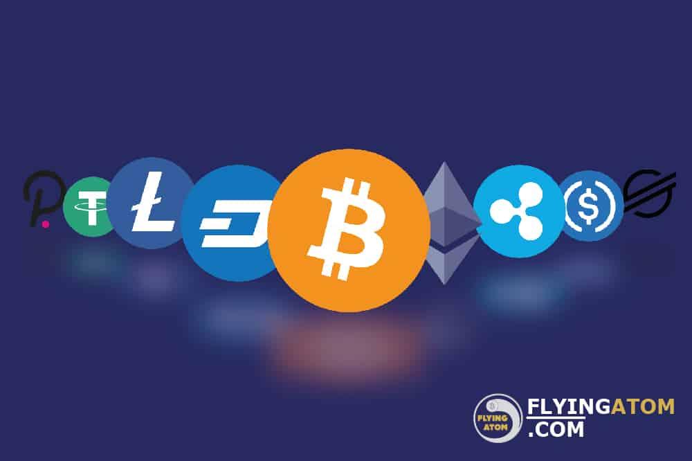 Ethereum, Polkadot, Tether i inne kryptowaluty w ofercie FlyingAtom